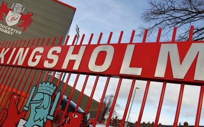 Win Gloucester Rugby Tickets….
