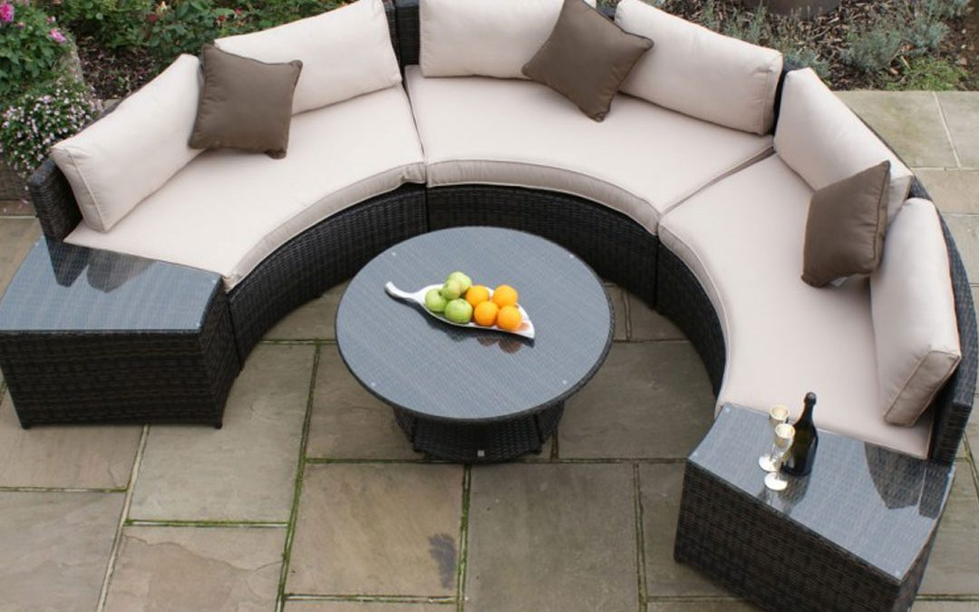 how are we going to get the new garden furniture home